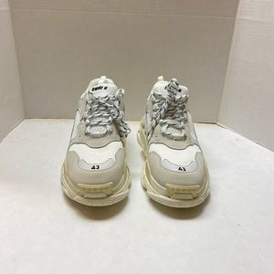 Balenciaga Shoes - Balenciaga Triple S Men's Sneakers